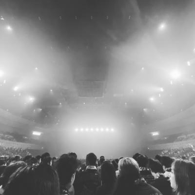 ONEOKROCKのライブに行ってきました!