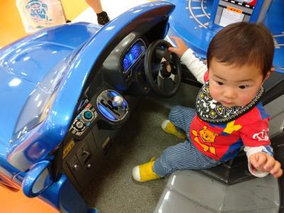 オービィ横浜に行きました&息子がハマりだしました!
